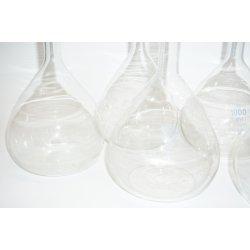 Labor Konvolut, Laborglas Konvolut, Flaschen, Kolben Gläser Labor Dekoration