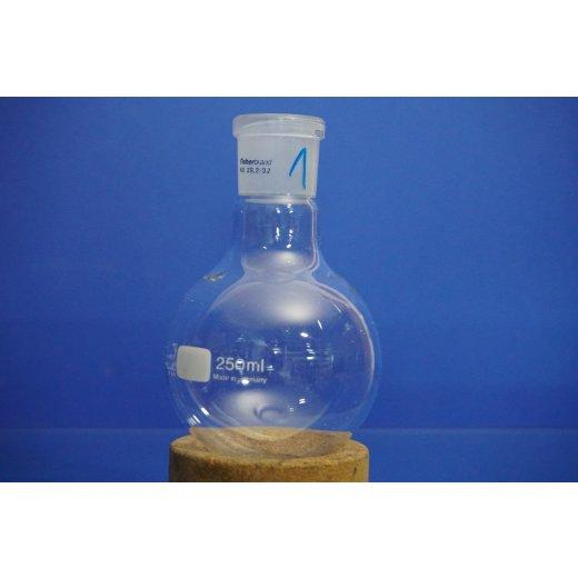 Rundkolben, 50 mL, 100 mL, 250 mL, 500 mL, Schott, NS14, NS29, Laborglas, Schott