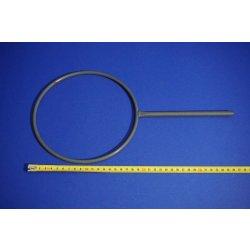 Stativring, Außendurchmesser 20 cm, Laborzubehör, Stativmaterial, Laborbedarf