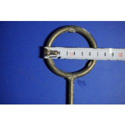 Stativring, Außendurchmesser 7cm, Laborzubehör, Stativmaterial, Laborzubehör