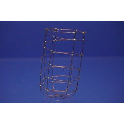Drahtkörbchen zur Bestimmung der Saugfähigkeit von Watte und Verbandzellstoff nach Ziffer 86 DAB7