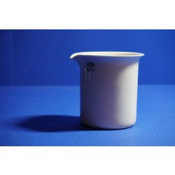 Laborporzellan, Keramik Becher, evaporating dish,...
