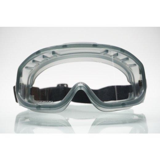 Vollsichtschutzbrille Schutzbrille Überbrille Passend für Brillenträger