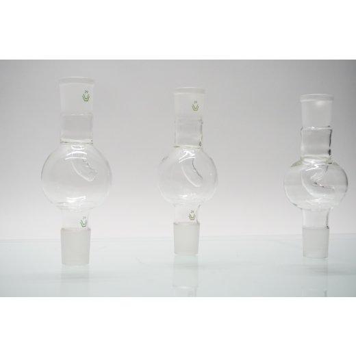 Tropfenfänger, nach Stutzer / Reitmayer Destillation Spritzschutz NS29/32 Dest