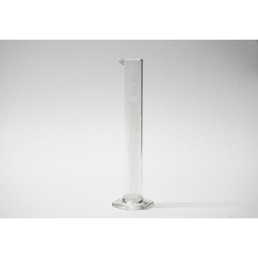 Messzylinder 50ml Laborbedarf Hohe Form Laborbedarf  Zylinder Glas Labor