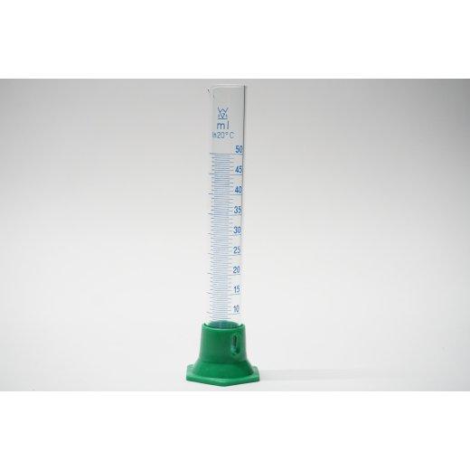 Messzylinder 50ml hohe form Niedere Form Laborbedarf Glas Zylinder
