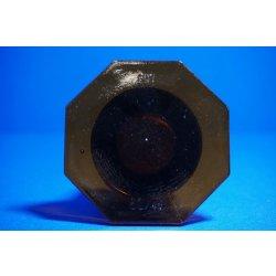 1x Glasstopfen Braunglas, NS 60/46 , Laborglas, Stopfen,...