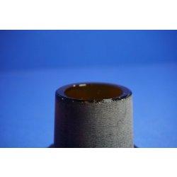 1x Glasstopfen Braunglas, NS 60/46 , Laborglas, Stopfen, Labor, glass stopper