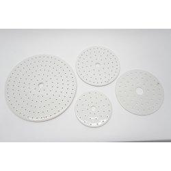 Exsikkatoren Platte Lochplatte Porzellan nach DIN...