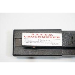 Crockmeter A.A.T.C.C Atlas Model CM-1 für Farbechtheitsprüfungen etc.