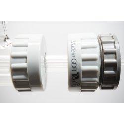 Chromatographie Säule Technisches Glas 53 cm Innendurchmesser 0,95 cm