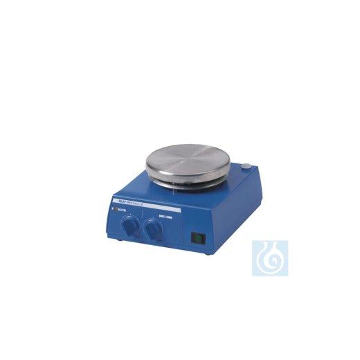 IKA Magnetrührer RH basic 2  Magnetrührer mit Edelstahlheizplatte