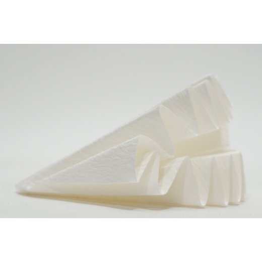 Filterpapier Laborfilter Faltenfilter 90 110 125 150 185 mm Cellulose 100 Stück Mittelschnell