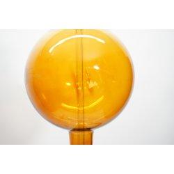 Dosier Titration Apparatur Braunglas mit Vorratsgefäß und Druckausgleichsrohr Lösungsmittelbirne