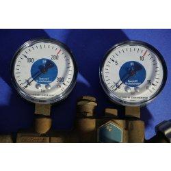 Flaschendruckminderer, Druckminderer, Pressure regulator, Sauerstoff, Labor