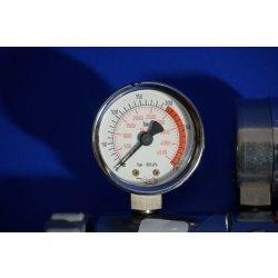 Flaschendruckminderer, Druckminderer, Pressure regulator, Methan, Laborbedarf