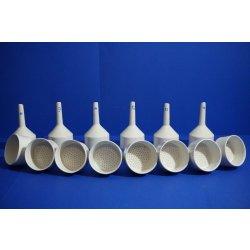 Nutsche, Büchnertrichter, Haldenwagner, Laborbedarf, buchner funnel, Labor, 7 cm