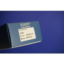 pH Einstabmesskette, Schott Instruments, Labor glas, Länge 38 cm, Laborbedarf