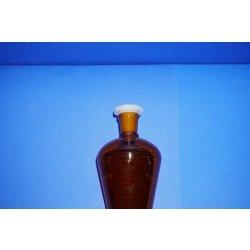 Scheidetrichter, 250mL, Braunglas, NS19, separatory...