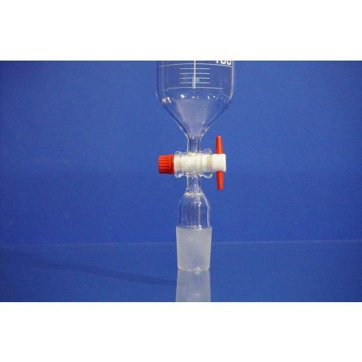 Tropftrichter, 500 mL, Lenz, NS29/32, dropping funnel, ptfe