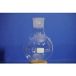 Rundkolben, Duranglas, Lenz, NS45/40, round bottomed flask