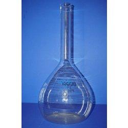 Laborglas, 10000 ml Messkolben, Schott, Duran, Volumetric flask, Laboratory