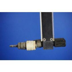 Schwebekörber Durchflussmesser, 0-15,0 Lit/min, 0- 1,0 Lit/min, Stöckert Instr. München