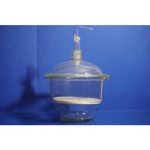 Exsikkator, 20 cm, 27 cm, 38 cm, Desiccator, klein, mittel, groß, Laborbedarf