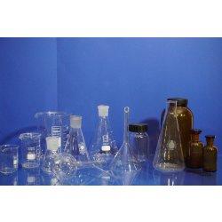 Labor Set, Laborglas Set, Becherglas 1000 ml, Destillierkolben , Schott, EMK