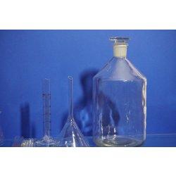 Laborglas, Laborset, Labor Konvolut, Becherglas, Steilbrustflasche, Pipetten, EMK